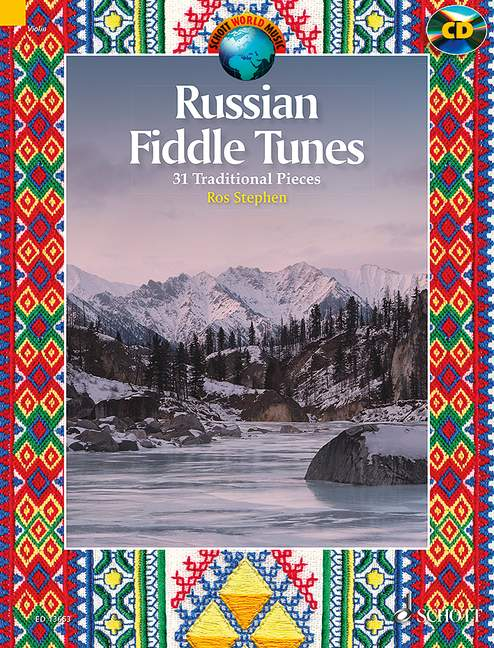 Russian fiddle tunes image